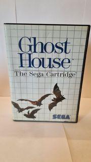 Ghost House für die Sega