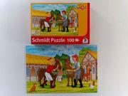 Schmidt Puzzle 55658 Bibi und