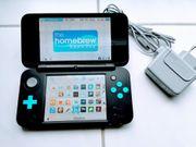 Nintendo 2DS XL Konsole mit