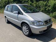 Opel Zafira 1 8 Elegance