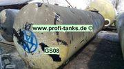 GS08 gebrauchter 13 000L Stahltank