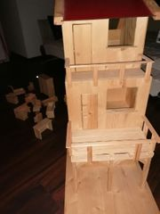 puppenhaus selbstgebaut