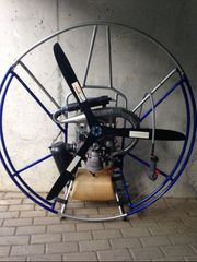 Paramotor- Ultraleicht-Rucksackmotor