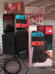 Nintendo Switch top zustand Notverkauf