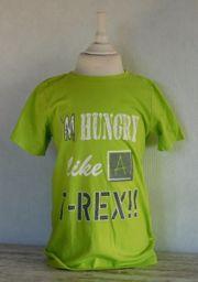 Jungen T-Shirt T-RexGr 128