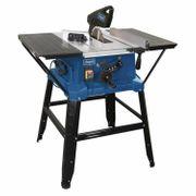 Tischkreissäge mit Laser HS110 scheppach