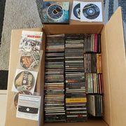 CD DVD Sammlung