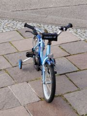 Kinderfahrad mit Stützrädern 16 Zoll