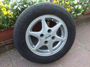 Reifen auf Allufelgen 4x-165-70-R13