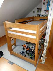 Kinderbett zu verschenken