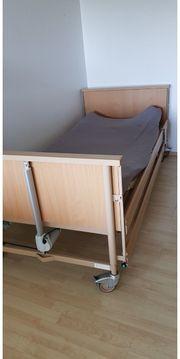Kranken-Pflegebett