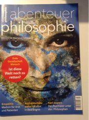 Abenteuer Philosophie aktuelle Ausgaben