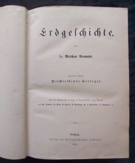 Bild 4 - Erdgeschichte - 2 Band Beschreibende Geologie - Bregenz