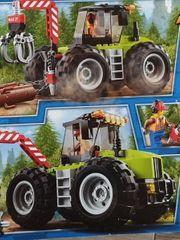 Lego Forsttraktor