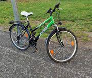 Gepflegtes 26 Zoll Mountain Bike