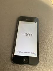 iPhone 5 32 GB schwarz