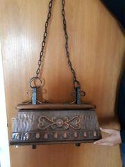 Kupfer Lampen Uhren