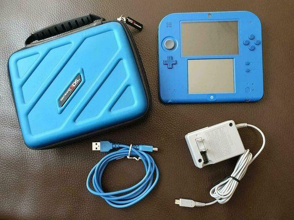 Nintendo 2DS incl 12 Nintendo