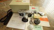 Leica M3-Summicron 50 mm 2