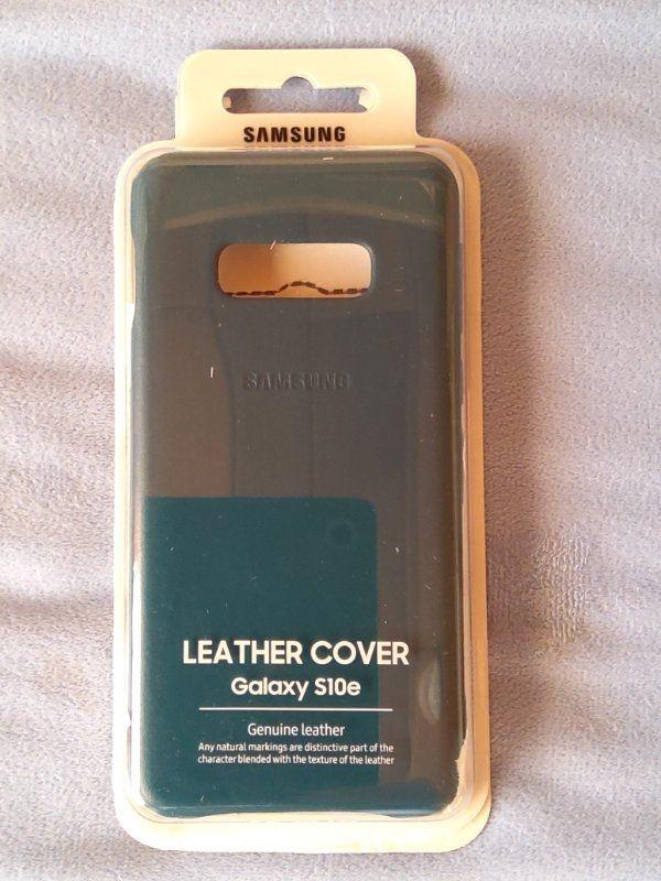 Handy Leder Cover