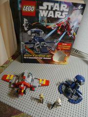 Lego Star wars Buch und