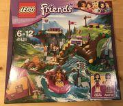 LEGO Friends - 41121 Abenteuercamp Rafting -