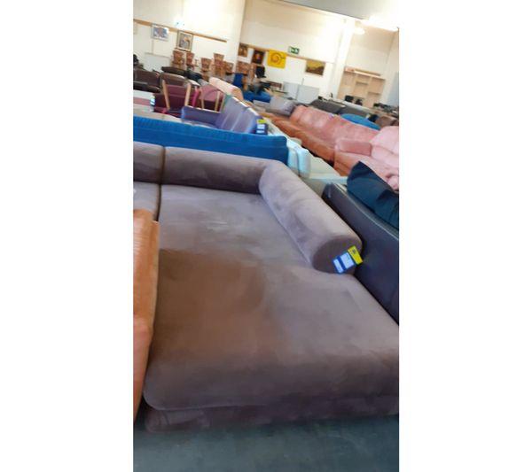 Sofa 230x300 L-Form gepflegt - HH01063