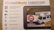 Camper-Navi IntelliRoute CA8020 DVR neuwertig