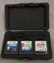 3x Nintendo DS Spiel mit