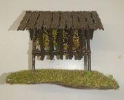 Wild-Futterstelle Modellbau Wald