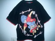 tolles Skater-Shirt gr 134-140 3D