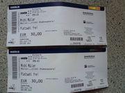 Eintrittskarten Michl Müller