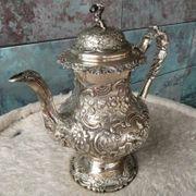 Kaffeekanne 925er Sterling Silber von