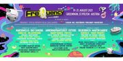 Ticket frequency festival