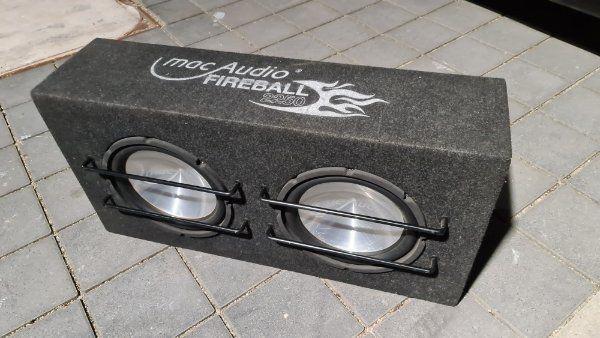 Mac Fireball 2250 Subwoofer 1000