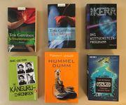 20 Bücher 12x neu und