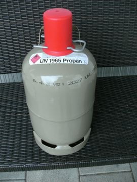 Campingartikel - Camping Propangasflasche