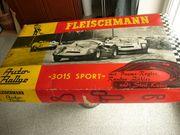 Fleischmann Rallye Autorennbahn Packung 3015