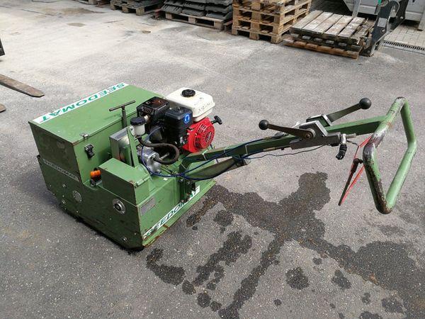 Reineke Rasenbaumaschine Seedomat 600H Bj