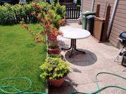 Stabiler neuer Tisch Balkon-Terassentisch Wasserdichte