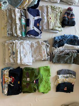 Babykleider Größe 62: Kleinanzeigen aus Bellheim - Rubrik Babykleidung/ -schuhe