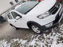 Alle sonstigen PKW - Dacia Sandero Stepway