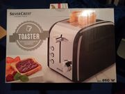 Toaster STC 850 C1 neu