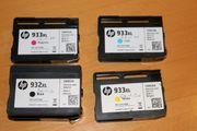 Drucker Patronen 933 XL