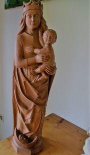 Marienfigur Oberammergau