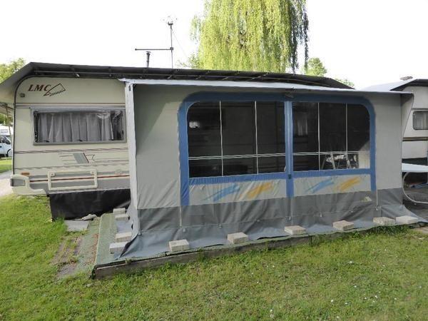 Mietwohnwagen am Bodensee