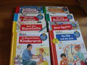 Kinderbuch WISO WESHALB WARUM