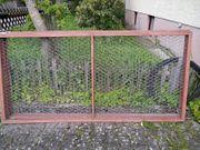 4 Gehegegitter Hühner Freigehege Stall