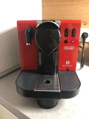 Nespresso delonghi latissima Kaffeemaschine Kapsel