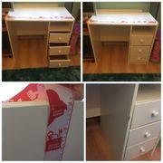 Schreibtisch Möbel absperrgitter